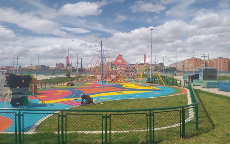 Parque Ciudadela Porvenir - Bogotá