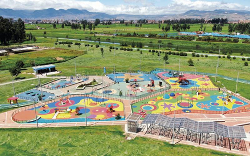 Parque Localidad Fontibon - Bogotá