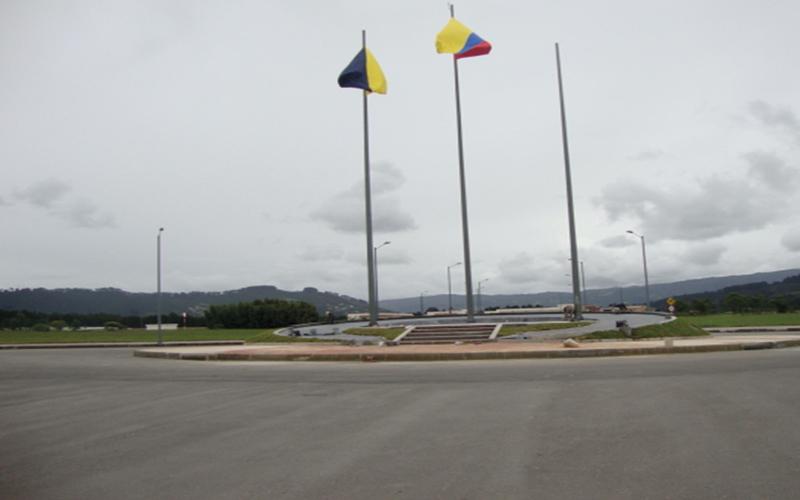 Plazoleta Universidad Militar - Cajicá